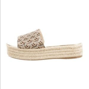Prada Wedge Sandal